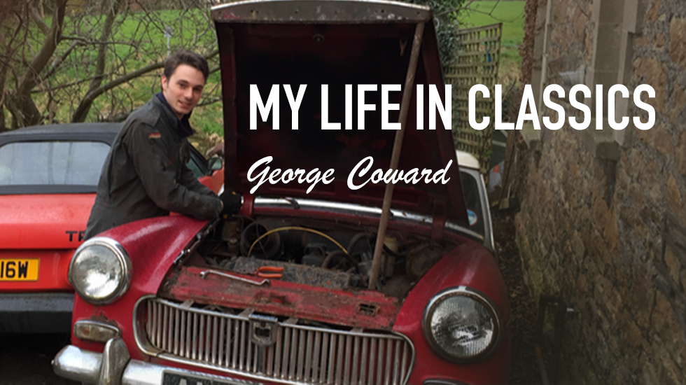 My life in classics by George Coward