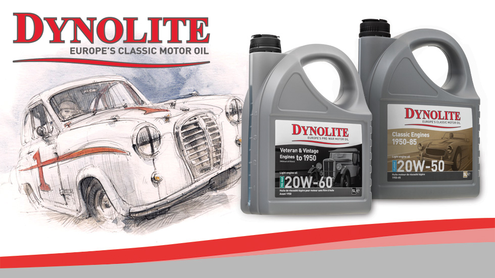 Dynolite - Specialist oils and lubricants