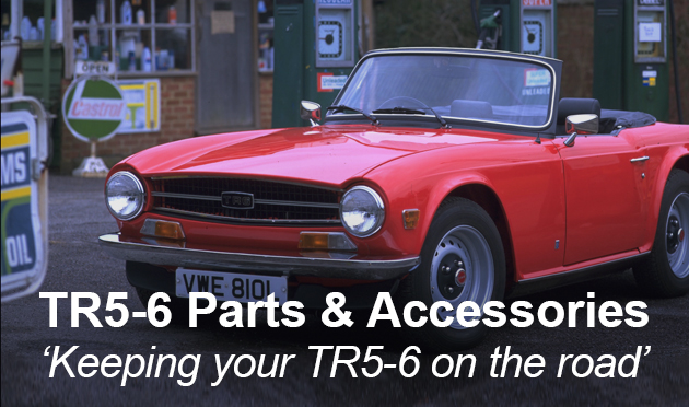 Parts & accessories for the TR5-6