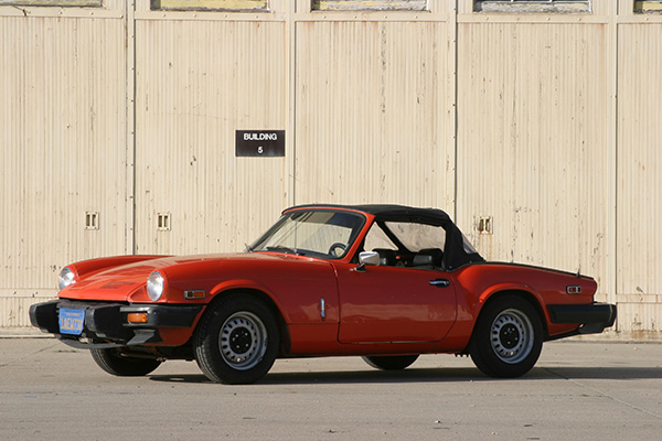 Triumph Spitfire Buying Guide blog image 02