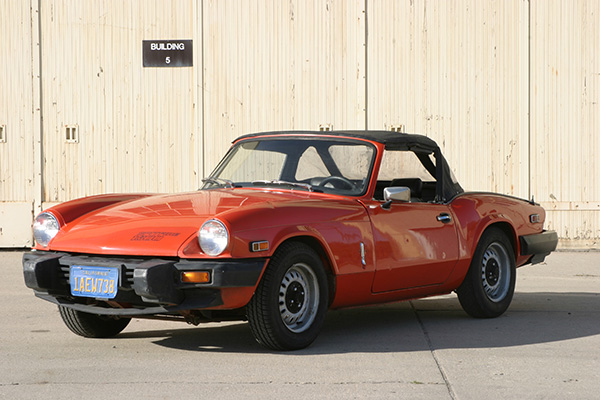 Triumph Spitfire Buying Guide blog image 05