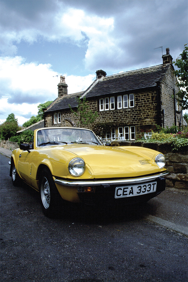 Triumph Spitfire Buying Guide blog image 06