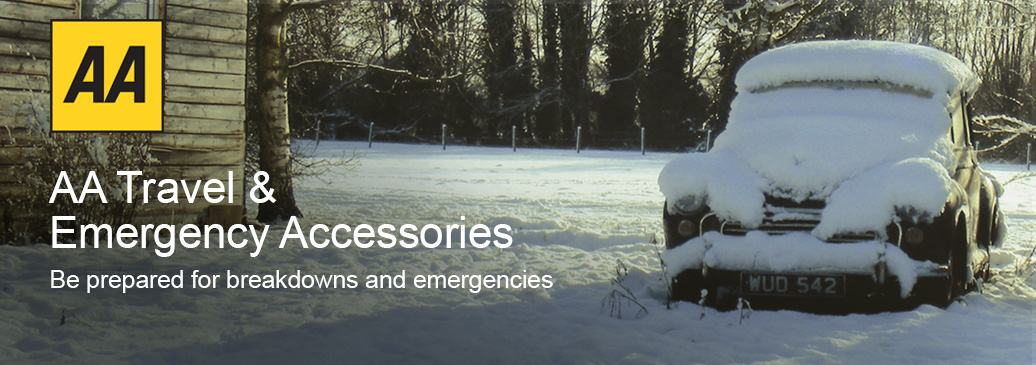 AA Travel & Emergency Accessories