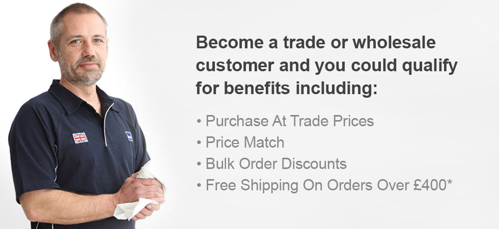Trade & Wholesale account