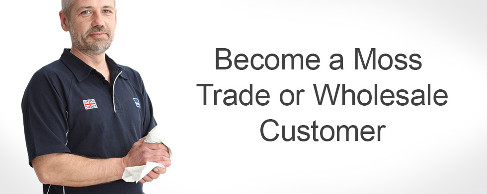 Trade & Wholesale account