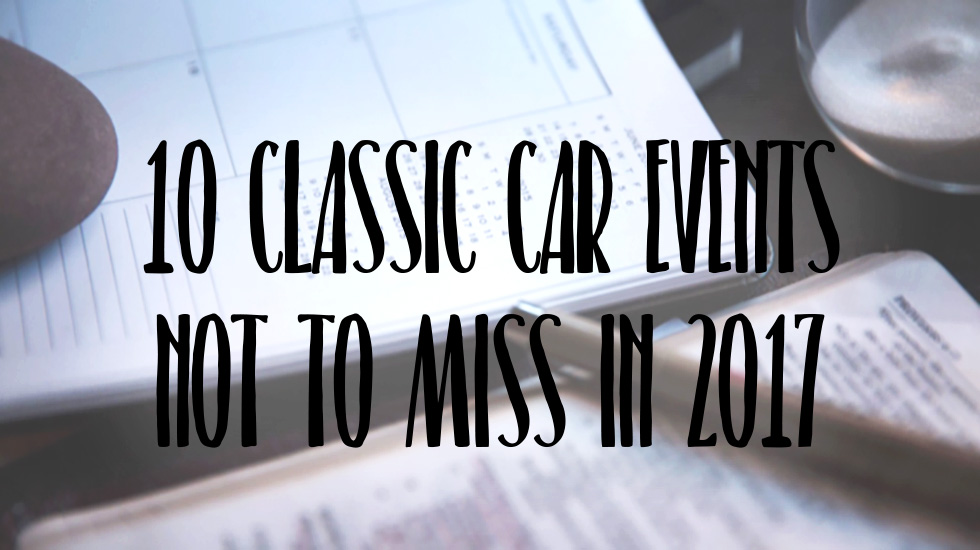 Top 10 car events in 2017