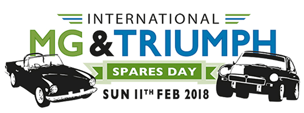 International MG & Triumph Spares Day