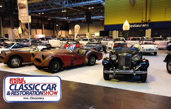 Classic Car & Restoration Show