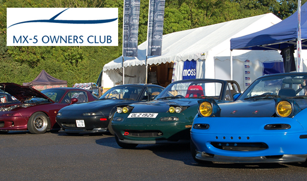 MX-5 Owners Club National Rally