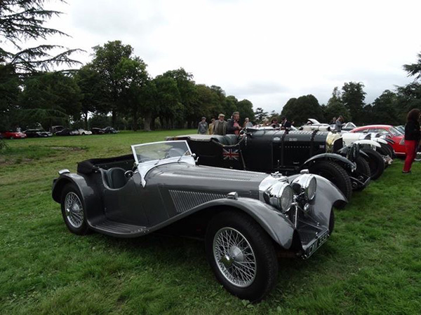 Goodwood Revival 2017 behind the scenes photo