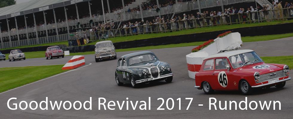 Goodwood Revival 2017 Rundown blog image