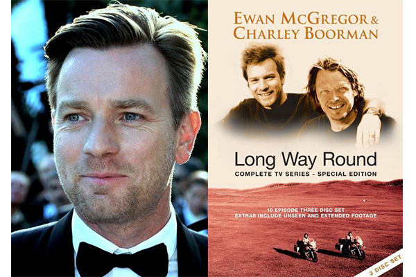 The Adventurer – Ewan McGregor