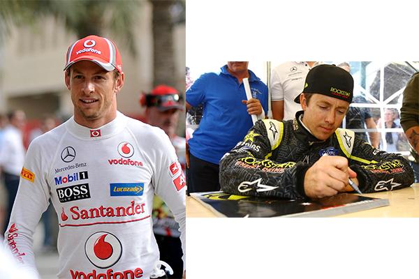 The Car Expert – Jenson Button / Tanner Foust