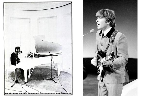 The Activist – John Lennon