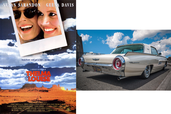 The Wildcard – Thelma & Louise