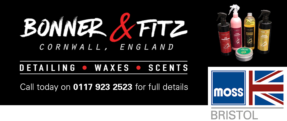 Bonner & Fitz professional detailing products