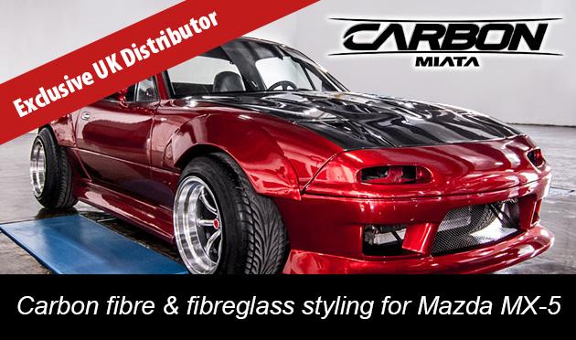 Carbon Miata Carbon Fibre & Fibreglass Styling