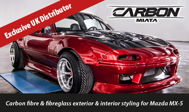 CarbonMiata Bespoke MX-5 Styling