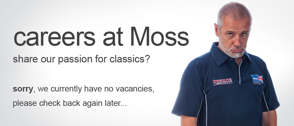 Careers at Moss