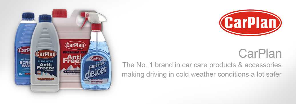 The No. 1 brand in car care products accessories