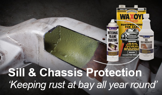 Sill & Chassis Protection