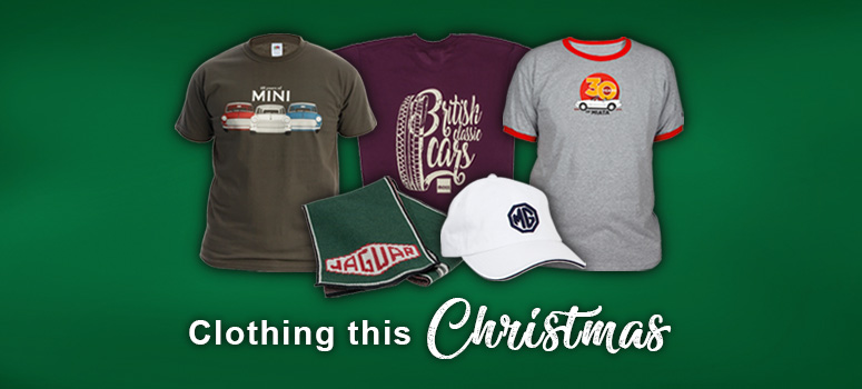 View our range of clothing this Christmas