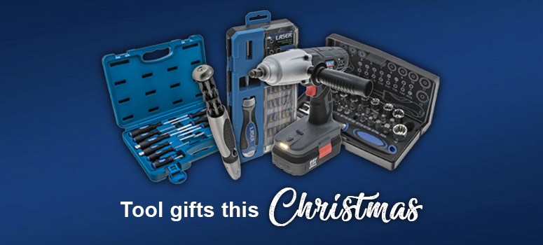 View our range of tool gifts this Christmas