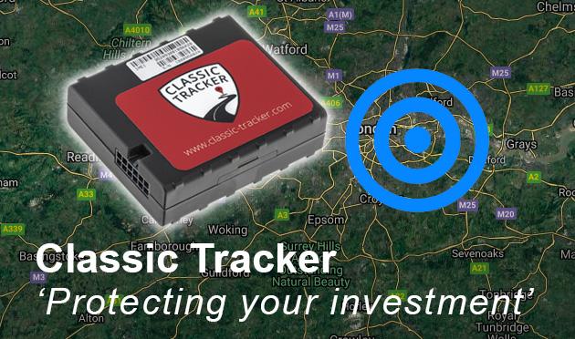 Classic Tracker & Immobiliser