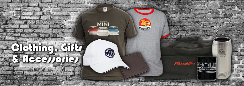 Clothing Gifts & Accessories