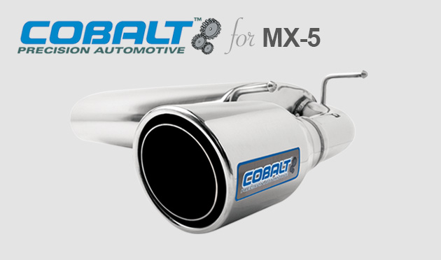 Cobalt High Quality MX-5 Exhaust Systems & Modifications