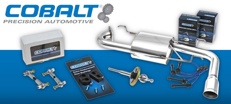 Cobalt MX-5 Exhaust Systems