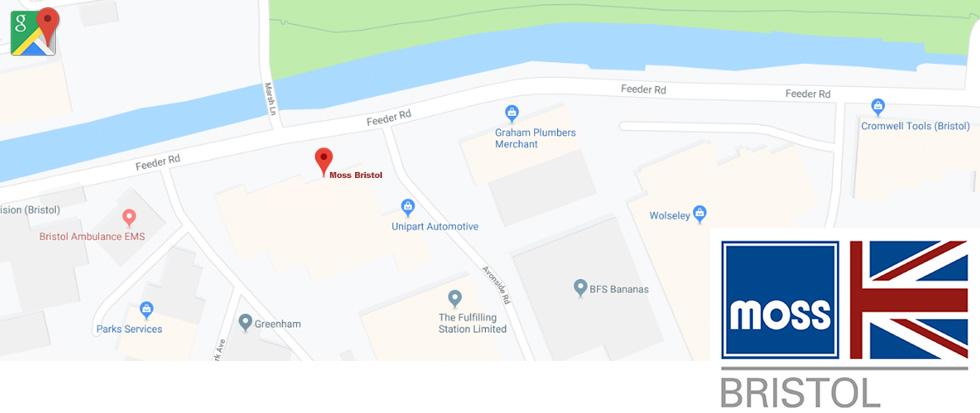 Moss Bristol Google Maps Image