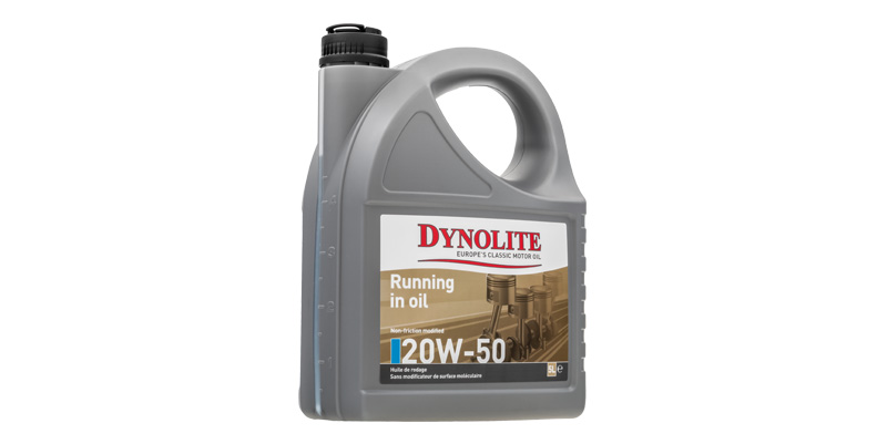 Dynolite Running In oil