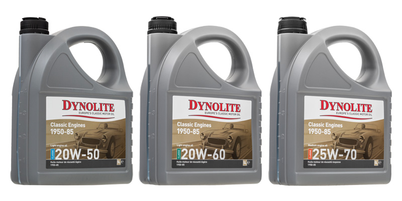 Dynolite Classic Engine oils