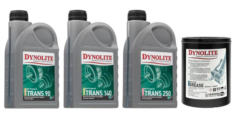 Dynolite Axle & Gearbox oils