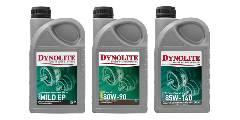 Dynolite Gear Oils