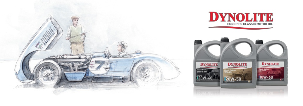 Dynolite Oils specifically designed Classic cars