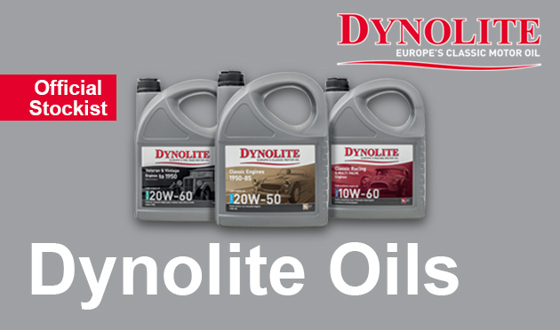 Dynolite Oils, Europe's Classic Motor Oil
