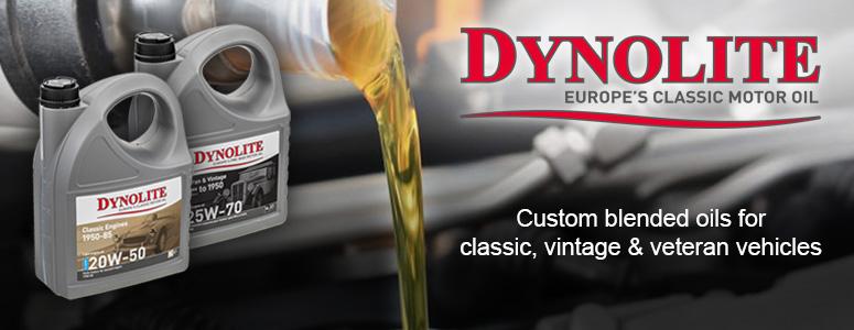Dynolite Europe's Classic Motor Oil