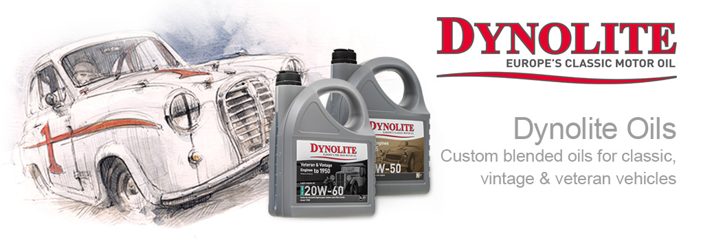 Dynolite Oils Custom Blended For Classics