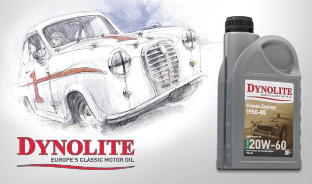 Dynolite, Europe's Classic Motor Oil