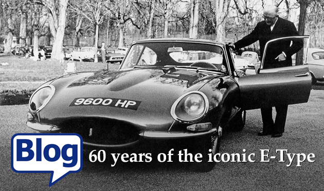 Iconic E-Type at 60
