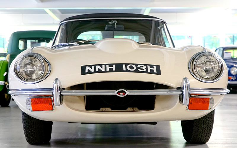 The history of the Jaguar E-Type image 04
