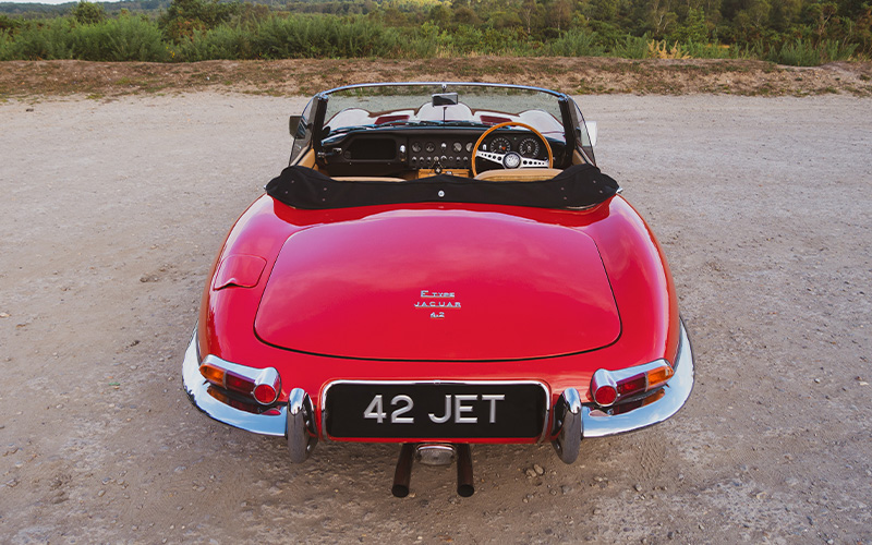 E-Type Buyer's Guide image 09