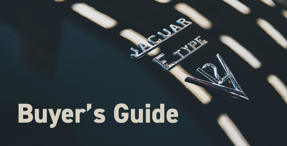 E-Type Buyer's Guide blog