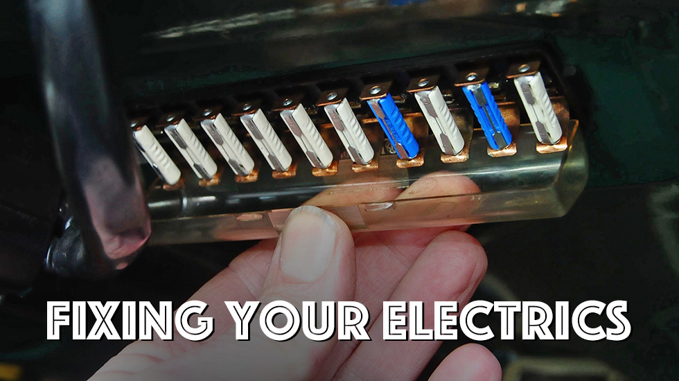 Understanding and fixing your car's electrics blog