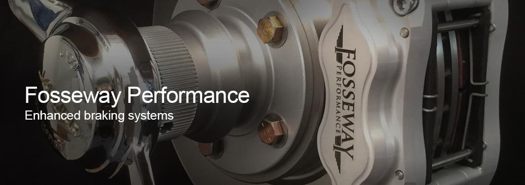 Fosseway Performance Enhanced Braking Systems