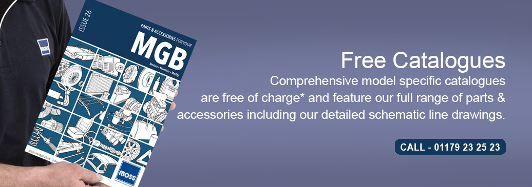 Free Parts & Accessories Catalogues