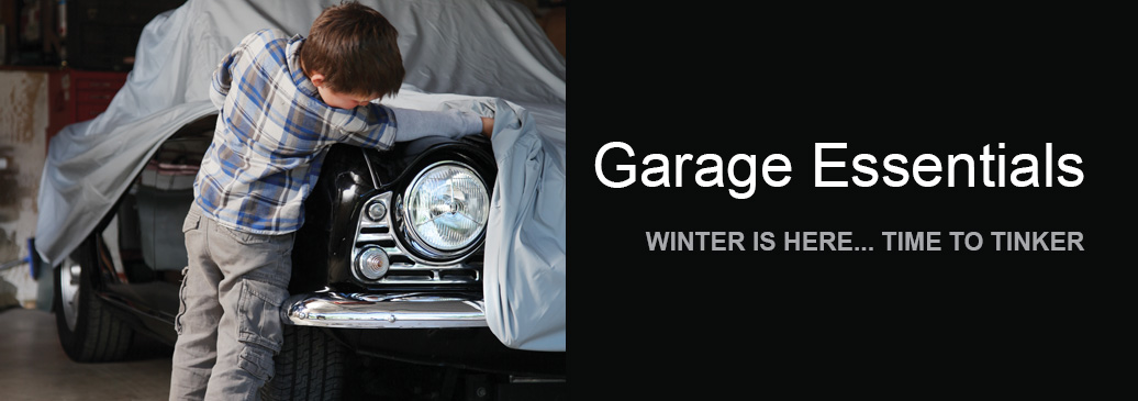 Garage essentials for the Classic car enthusiast