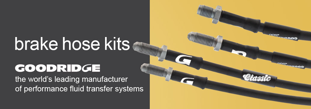 Goodridge brake hose kits